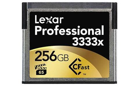 Lexar Professional 3333x
