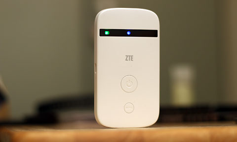 Hands-on: ZTE MF90 LTE Pocket WiFi - YugaTech | Philippines