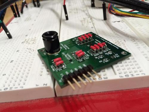 Sample of a camera module