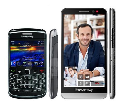 blackberry bold 9700_z30