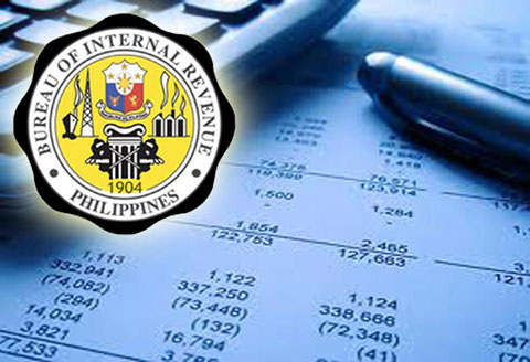 """""""You cannot expect the BIR to collect from air, you will have to reduce the revenue goal."""" - BIR"""