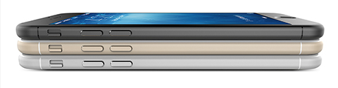 Alleged iPhone 6 Official Render