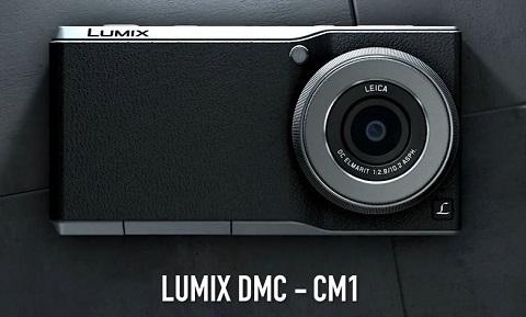 Panasonic Lumix CM1 Philippines