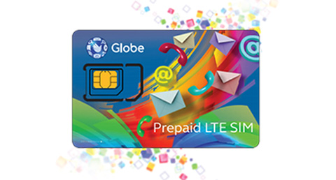 Globe Prepaid LTE SIM now available - YugaTech | Philippines