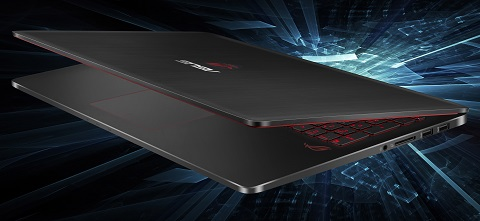 ASUS ROG G501 gaming notebook announced - YugaTech