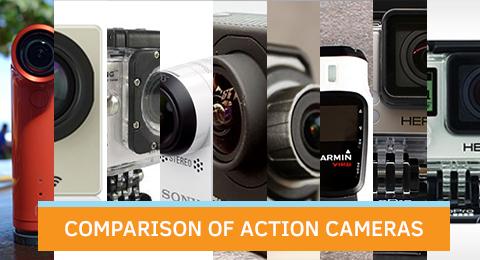 ActionCameracomparison