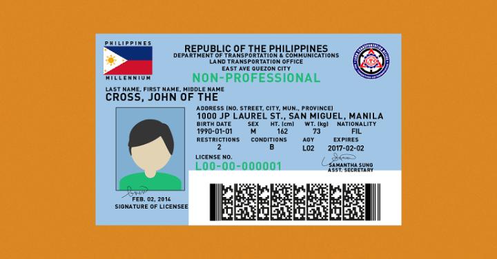 ph drivers license