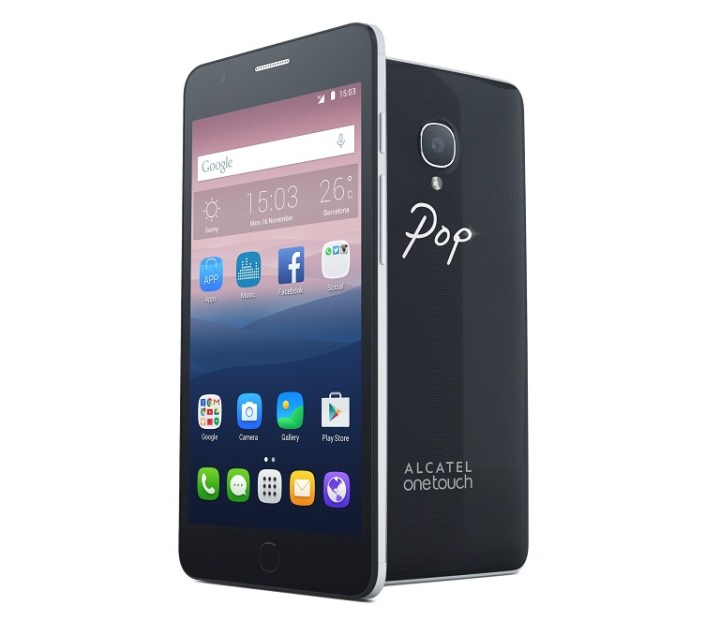 Alcatel intros OneTouch Pop Up and Pop Star - YugaTech