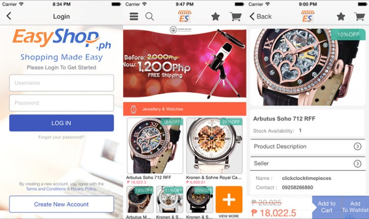 easyshopph-screenshots