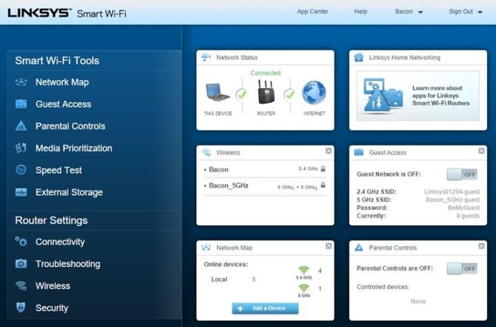 linksys-smart-wifi-web