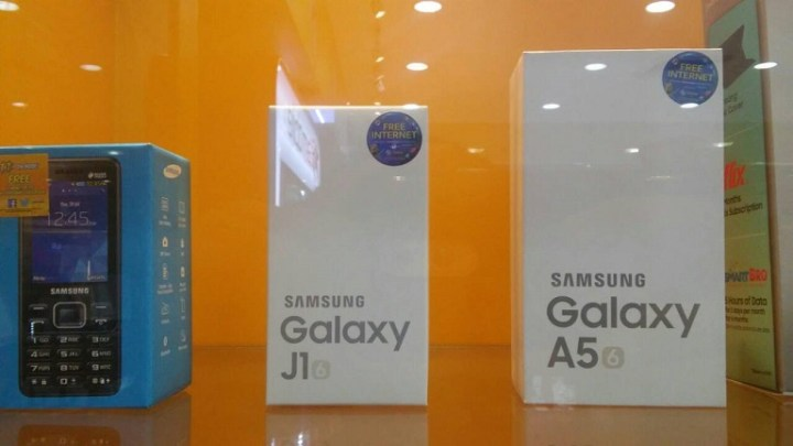 Samsung Galaxy J1 (2016) lands in PH for under Php6K