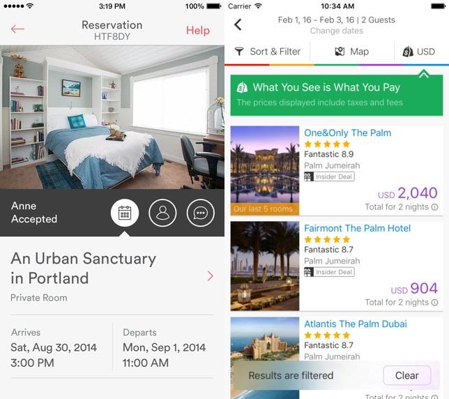 airbnb agoda