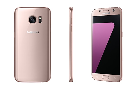 galaxy s7 pink gold_1
