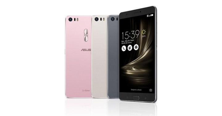 zenfone 3 ultra press
