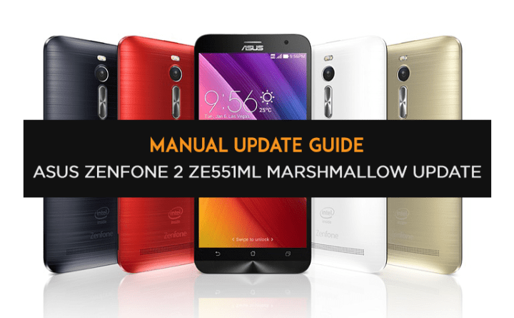 Here's how to update your ASUS Zenfone 2 to Marshmallow
