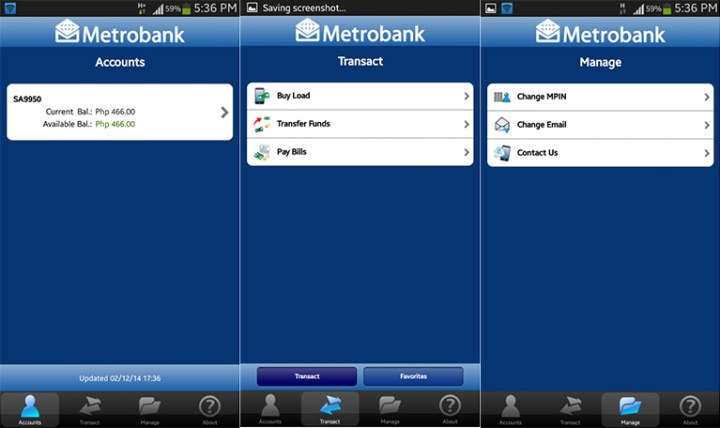 metrobank-app-screenshots