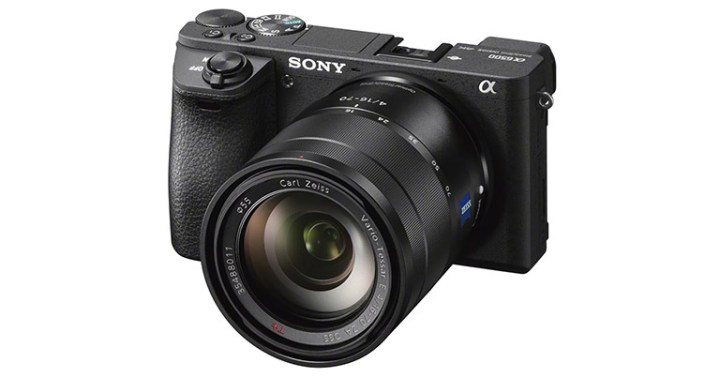 sony-a6500-front