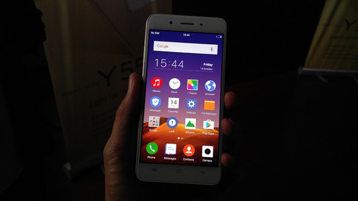Vivo Y55 Hands-on, First Impressions - YugaTech | Philippines Tech