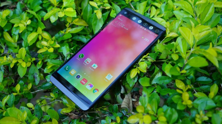 LG V20 Android 8 0 update rolling out in South Korea