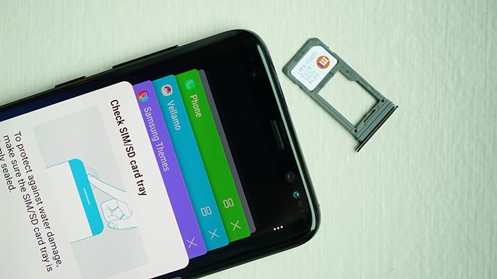 Sim Karte Galaxy S8.Samsung Galaxy S8 Review Yugatech Philippines Tech News