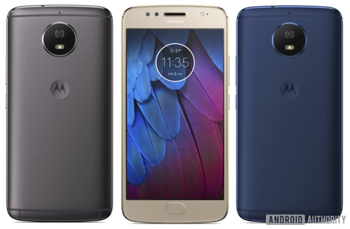 Upcoming Moto G5S leaks, to sport a full-metal design - YugaTech