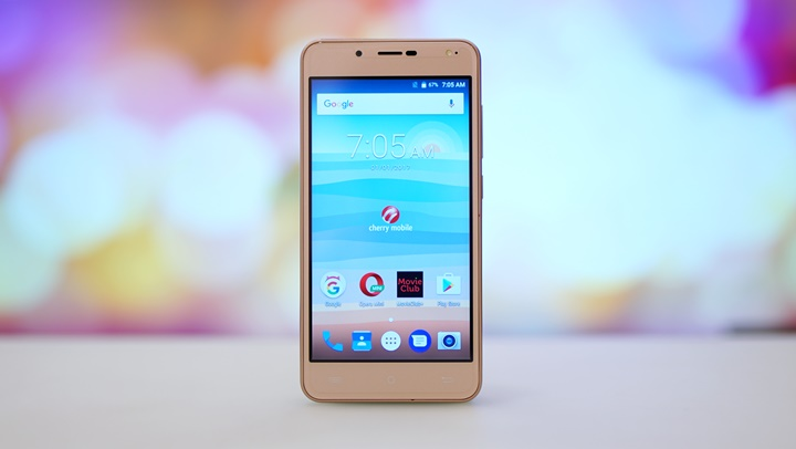 Cherry Mobile Flare P1 Quick Review - YugaTech | Philippines