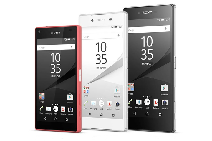Android 7 1 1 now seeding to Xperia Z5 family, Z4 Tablet and