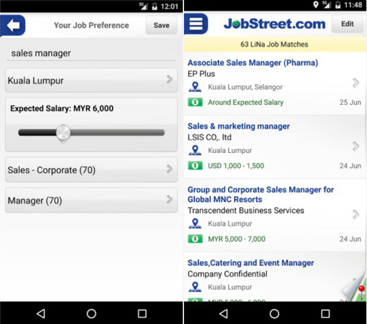 7 Apps for Job Searching - YugaTech | Philippines Tech News