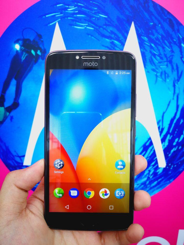 Motorola Moto E4 Plus Hands-on, First Impressions - YugaTech