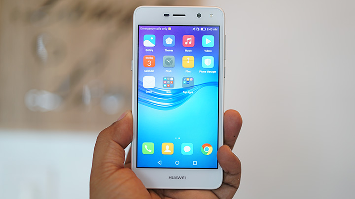 huawei y5. the device looks very similar to huawei gr5 (2017) though a tad bit smaller at just 5.0 inches. it\u0027s got solid build quality although back panel y5
