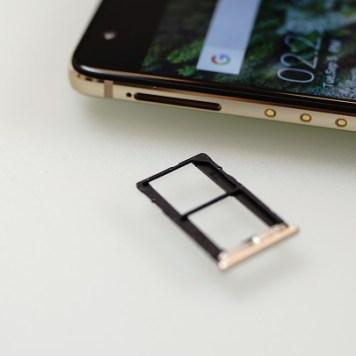 Infinix Note 4 Pro SIM tray