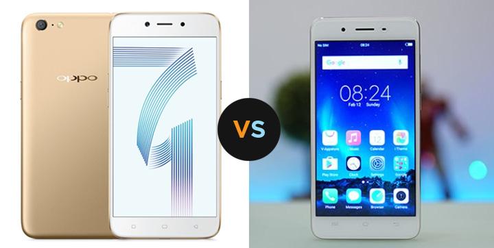 Specs Comparison: OPPO A71 vs Vivo Y55S - YugaTech