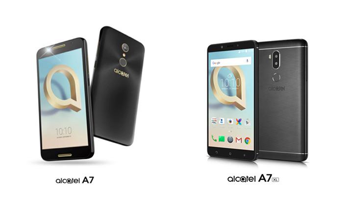 Alcatel outs Idol 5, Idol 5S, A7, and A7 XL - YugaTech