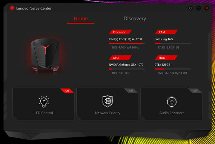 Lenovo Legion Y720 Cube Gaming PC Review - YugaTech