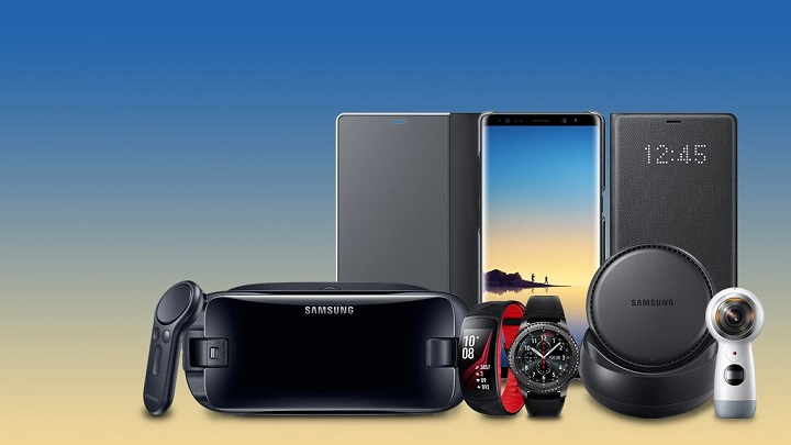 Samsung offers discounts on Galaxy Note8 official