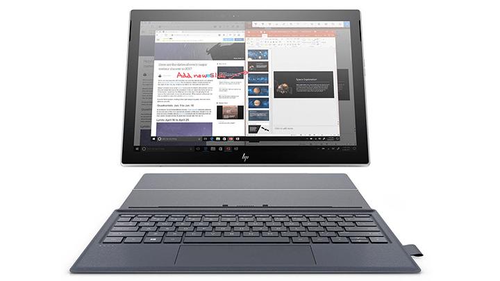 HP unveils ENVY x2, Snapdragon 835-powered detachable