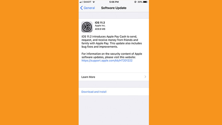 Ios 11 2 Is Now Available For Download Yugatech