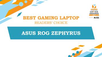 Best gaming laptop readers' choice yca 2017