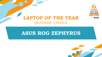 Laptop of the year readers' choice yca 2017