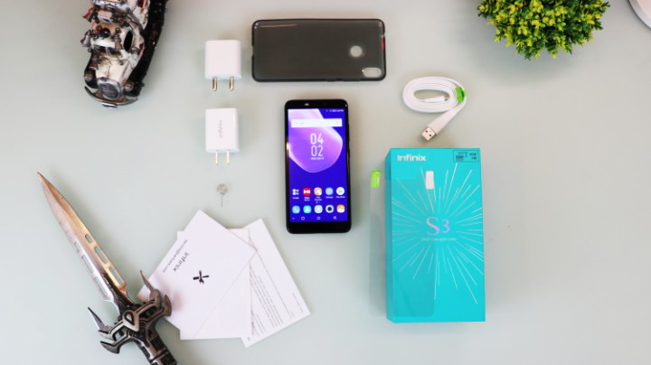 Infinix Hot S3 Unboxing, First-impressions - YugaTech