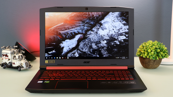 Acer Nitro 5 AN515-51 Review | GearOpen