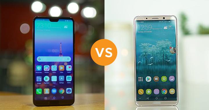 Specs Comparison  Huawei P20 Pro Vs Huawei Mate 10 Pro