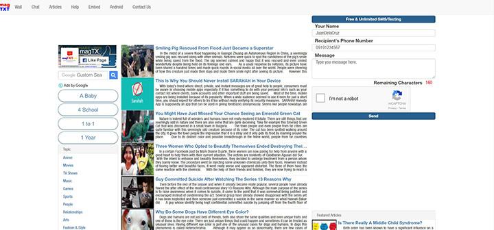 4 Alternative Sites Similar to Chikka - YugaTech | Philippines Tech