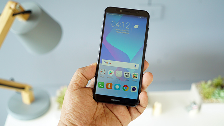 Huawei Y6 (2018) to be released on April 28, priced - YugaTech
