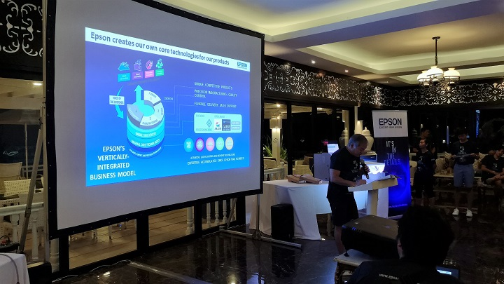 Epson develops core technologies to bolster B2B segment - YugaTech