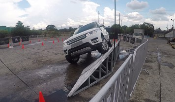 land rover test drive 2
