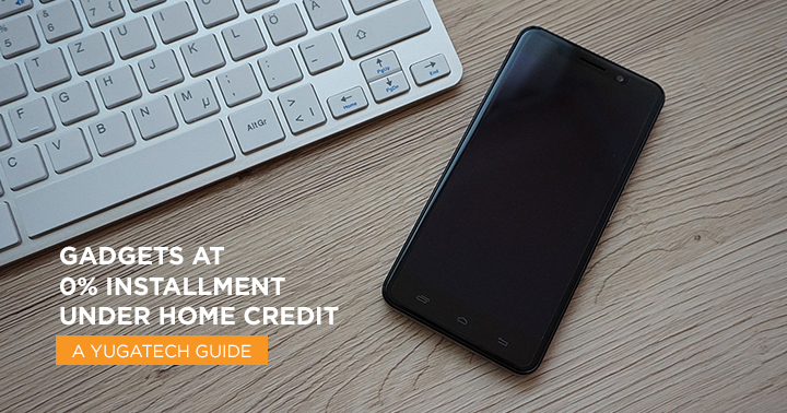Gadgets available under Home Credit's 0% Installment Plans