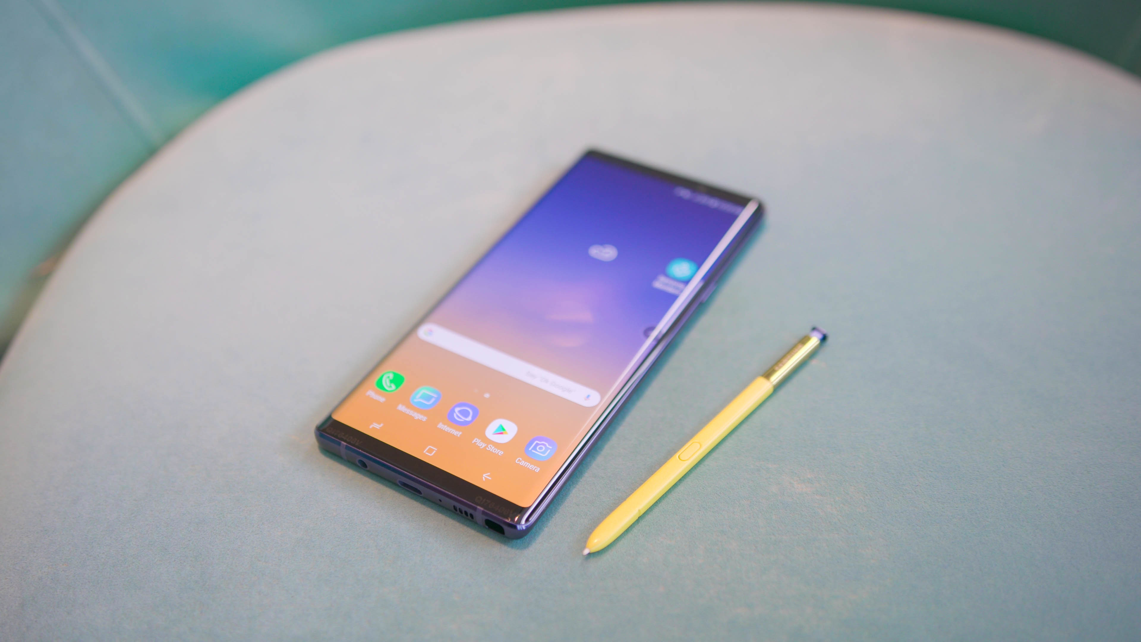 Samsung Galaxy Note 9 now official!