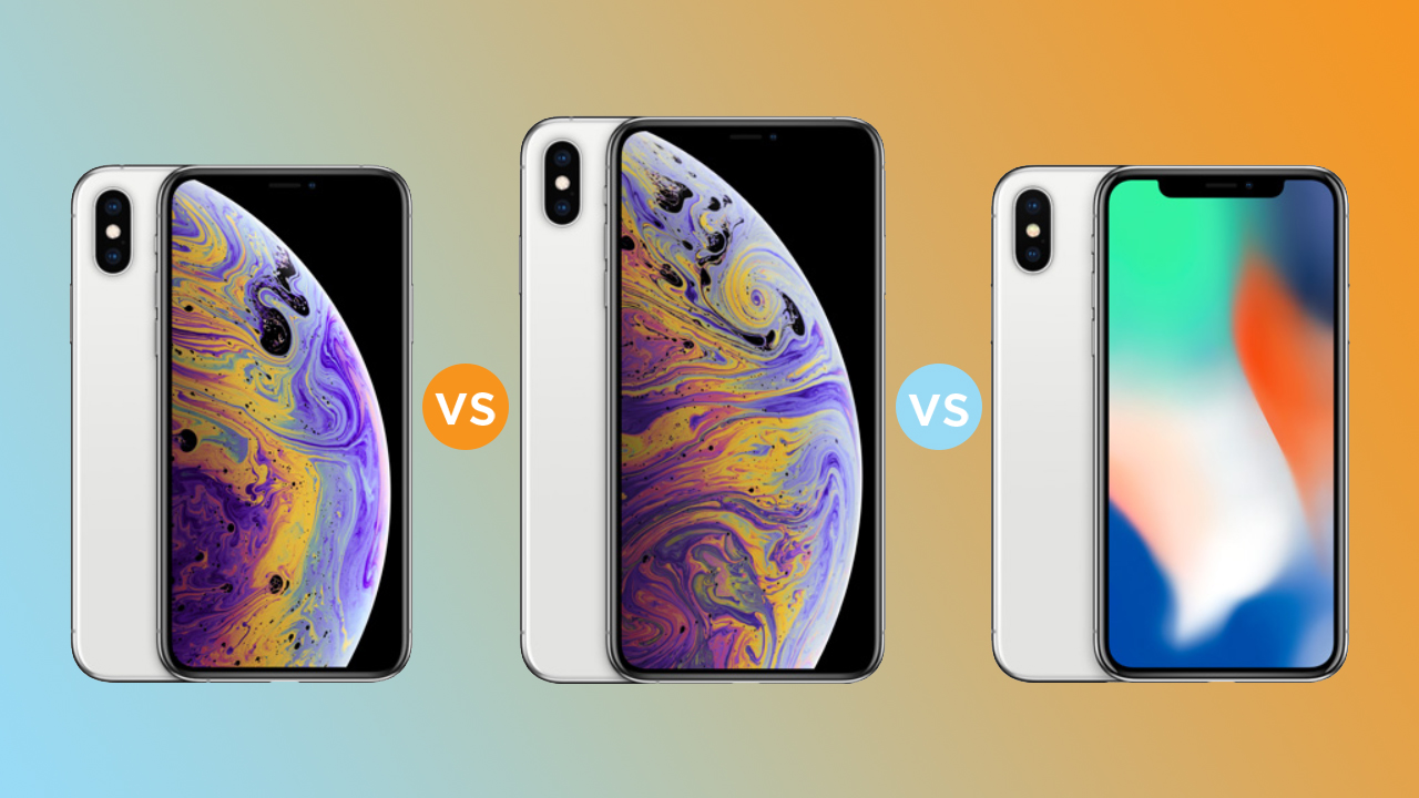Iphone Xs Vs Iphone Xs Max Vs Iphone X What Has Changed Yugatech Philippines Tech News Reviews