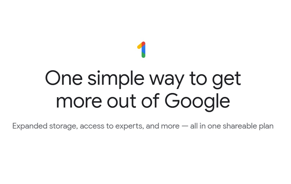 Google One plans now available in the Philippines - YugaTech
